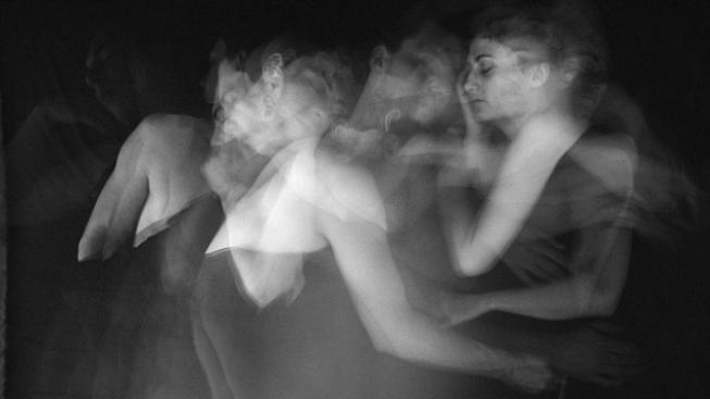 Noční tanec milenců