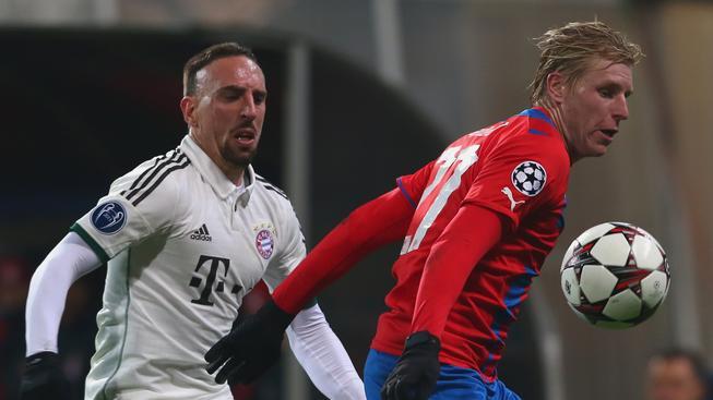 Plzen vs Bayern