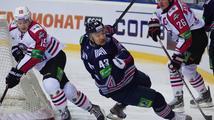 Kovář byl v KHL vyhlášen útočníkem týdne