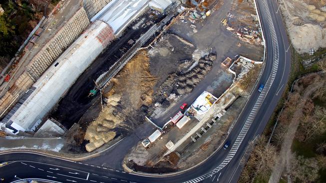 Část tunelu Blanka stála o 650 milionů více, než bylo v plánu