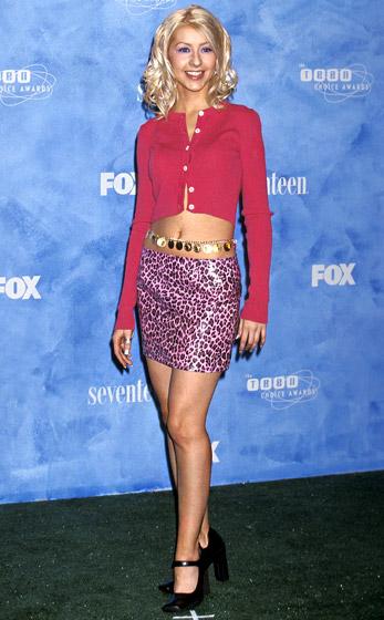 Christina Aguilera, rok 1999