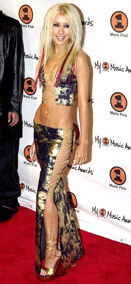 Christina Aguilera, rok 2000