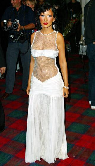 Christina Aguilera, rok 2003