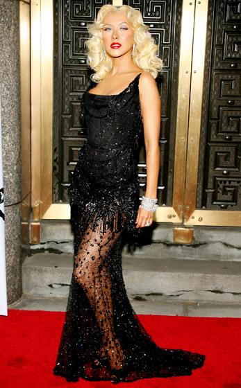 Christina Aguilera, rok 2006