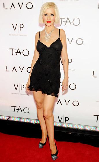 Christina Aguilera, rok 2009