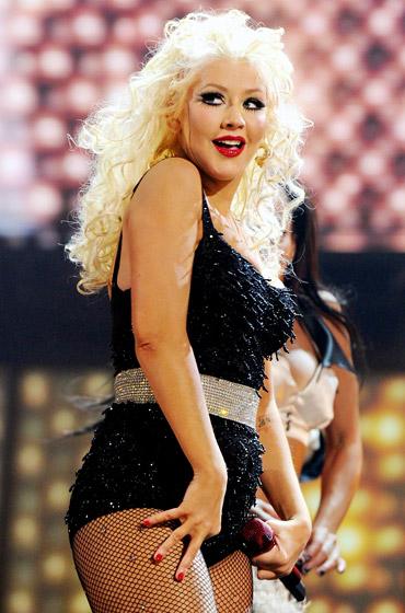 Christina Aguilera, rok 2010