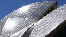Opera v Sydney prodává dlaždice ze střechy