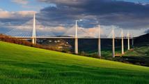 Dálnice v oblacích: Most Viaduc de Millau