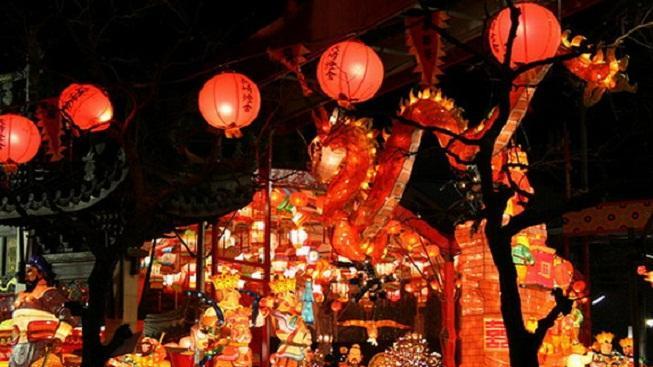 Nový rok v Japonsku