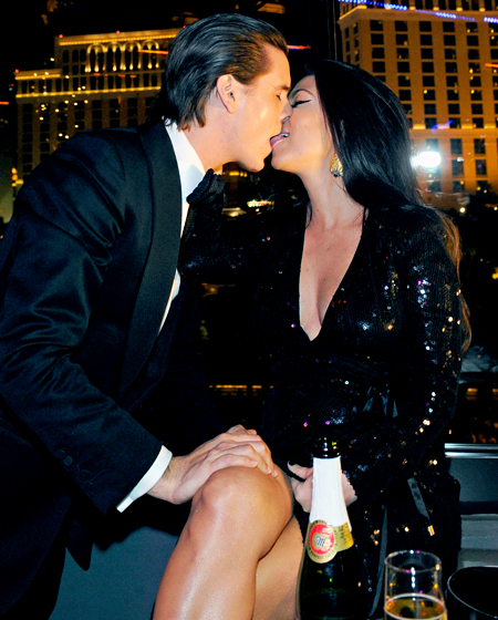 Scott Disick a Kourtney Kardashian