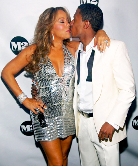 Mariah Carey a Nick Cannon