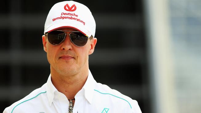 Schumacherův lékař doufá, že se bývalý pilot F1 uzdraví nejpozději do tří let