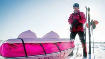 Australan přešel Antarktidu se sáňkami ve tvaru ženských ňader