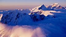 Nejvyšší hora Nového Zélandu se zmenšila o 30 centimetrů