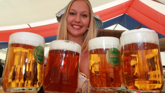 V Táboře začaly největší slavností piva