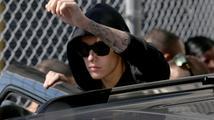 Bieber opět v problémech: Policie zpěváka obvinila z vandalismu