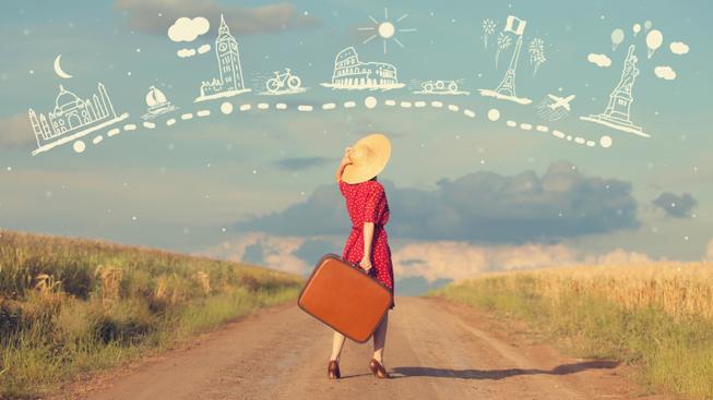Cestování (ilustrační foto)