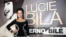 Lucie Bílá zopakuje úspěšné Černobílé turné