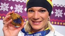 Höfl-Rieschová bude po kombinaci útočit na zlato i ve sjezdu