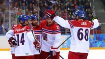 Dramatickou bitvu o čtvrtfinále vyhráli Češi 5:3. Slováci balí kufry