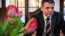 Zaorálek vyslal českého zmocněnce z Kyjeva, aby vyzvěděl situaci volyňských Čechů