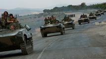 Do Luhansku vjela ruská kolona s 1200 ozbrojenci