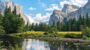 Yosemitský park
