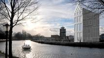 """Nizozemci """"tisknou"""" v Amsterdamu první dům pomocí 3D tiskárny"""