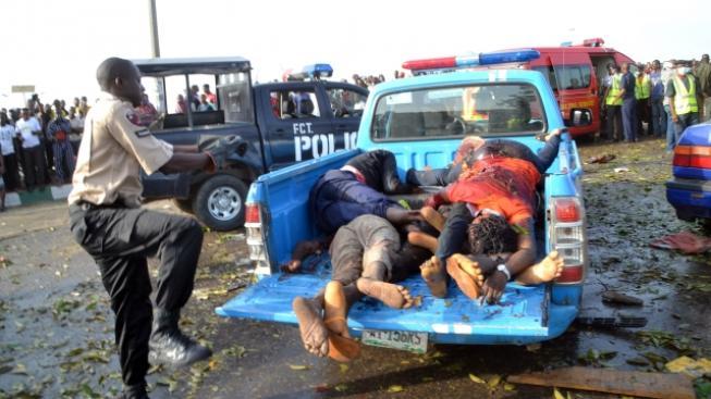 Atentát v Nigérii