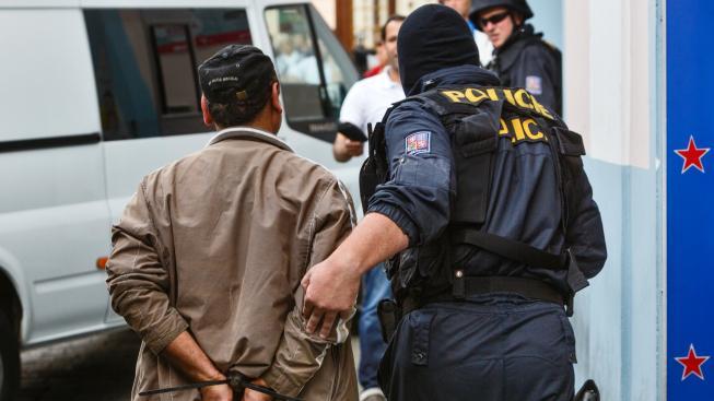 Zásah proti muslimům v Praze
