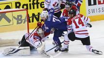 Šok na úvod hokejového MS: Francie porazila Kanadu!