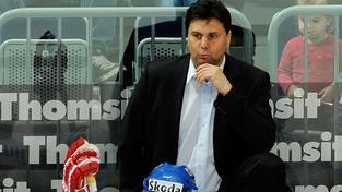 Vladimír Růžička, trenér hokejové reprezentace