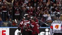 Lotyši poprvé v historii porazili Finy. Byli jsme líní, přiznali poražení