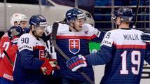 Slováci získali vítězství naděje.  Spadl mi kámen ze srdce, řekl Vůjtek