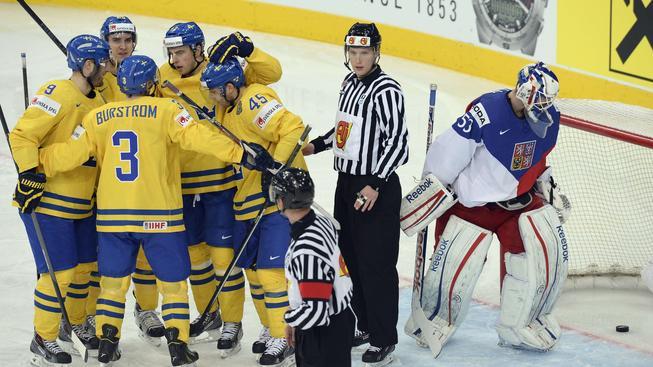 Do bronzu se barví Tři korunky: Česko – Švédsko 0:3. Sledovali jsme ONLINE