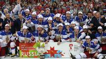 Rusové i bez trenéra dokončili svou famózní jízdu. Znarok navzdory zákazu pro medaili šel