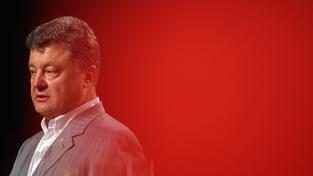 Nově zvolený ukrajinský prezident Petro Porošenko