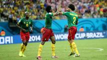 Kamerunci se hádali a prali mezi sebou. Bylo to nechutné, zlobil se jejich kouč