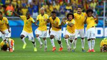 Břevno a všichni svatí. Brazilský fotbalový sen na MS zachránily proti Chile až penalty