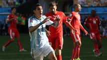 I Argentina musela na lístek do čtvrtfinále čekat do prodloužení. Švýcary zlomila po 118 minutách