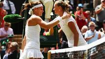 Do finále Wimbledonu postupuje z české bitvy Kvitová. O titul se utká s Kanaďankou Bouchardovou