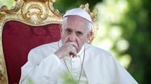 I papež se ozval: Zastavte radikály z Islámského státu