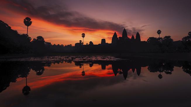 Siem Reap, Kambodža