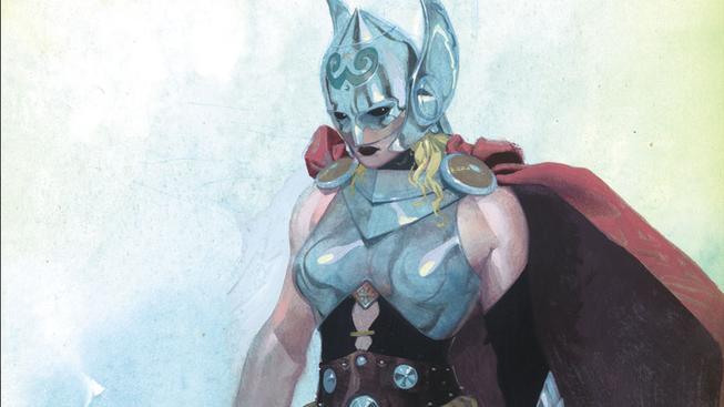 Tak to je pecka! Z komiksového Thora se stane žena