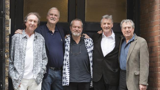 Monty Python odehrají poslední vystoupení. Pak budou jejich scénky jen na záznamech