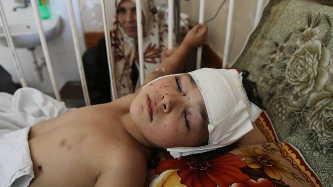 palestina, dítě