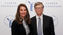 Žena Billa Gatese se topí v penězích, většinu však posílá na charitu