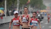 První medaile z ME v atletice pro Česko! Chodkyně Drahotová má bronz