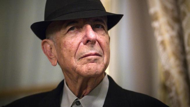 Leonard Cohen v září vydá nové album Popular Problems