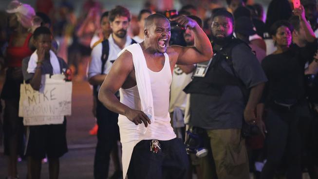Ferguson, nepokoje